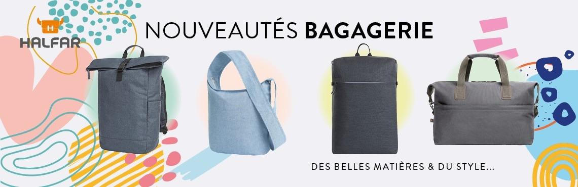 bagagerie, sacs publicitaires