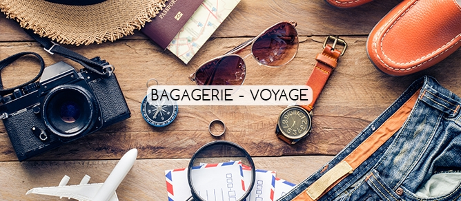 Bagagerie, Voyage