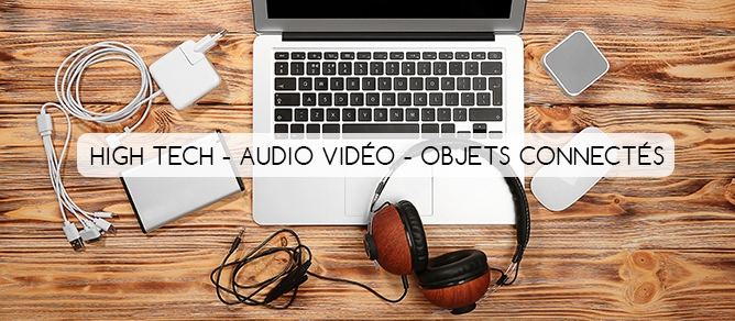 HIGH TECH - AUDIO VIDEO