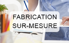 Fabrications sur mesure