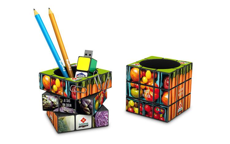 Pot à crayons Rubik's